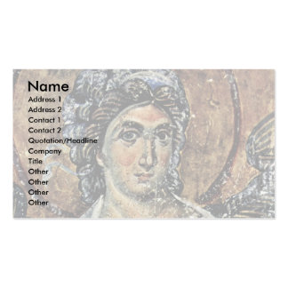 Resurrection Of Christ By Meister Von Mileseva (Be Pack Of Standard Business Cards