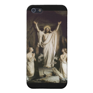 Resurrection of Christ iPhone 5/5S Cover