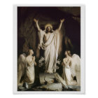 Resurrection of Christ Poster