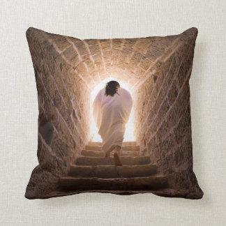 Resurrection of Jesus Chist Cushion