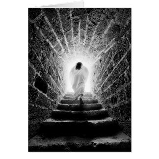 Resurrection of Jesus Christ Card