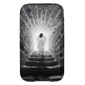Resurrection of Jesus Christ Tough iPhone 3 Covers