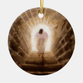 Resurrection of Jesus Christ Christmas Ornament