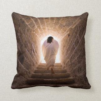 Resurrection of Jesus Christ Cushion