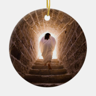 Resurrection of Jesus Christ ornament