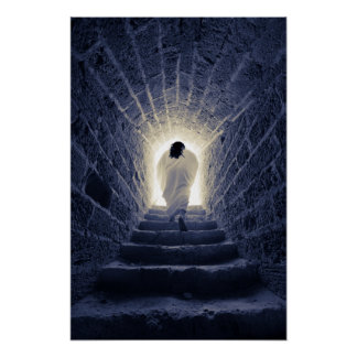 Resurrection of Jesus Christ Poster