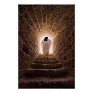 Resurrection of Jesus Christ print/poster Poster