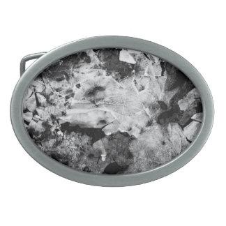 resurrection of the frozen knight oval belt buckle