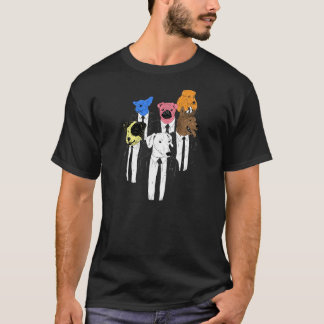 resvered dogs T-Shirt
