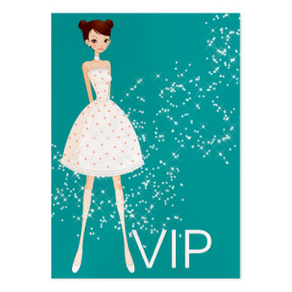 Retail Fashion Sewing Seamstress VIP Card - S Business Cards