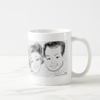 Retail Promotion Caricature Mug 2014a