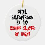 Retail Salesperson Zombie Slayer
