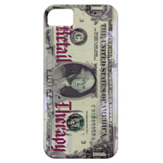 Retail Therapy Barely There iPhone 5 Case