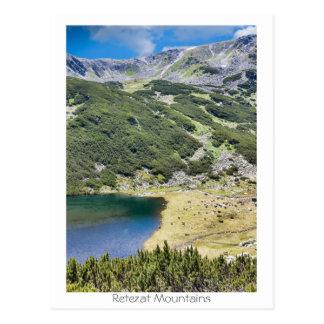 Retezat Mountains Post Cards