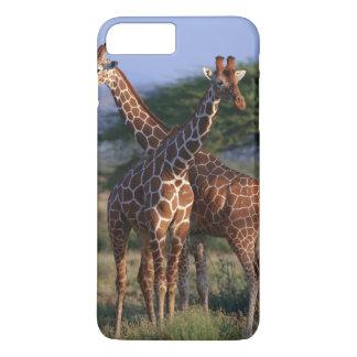 Reticulated Giraffe 2 iPhone 8 Plus/7 Plus Case