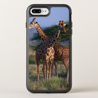 Reticulated Giraffe 2 OtterBox Symmetry iPhone 8 Plus/7 Plus Case