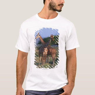 Reticulated Giraffe 2 T-Shirt