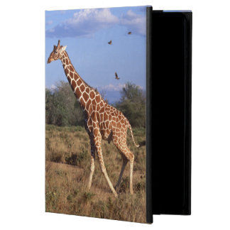 Reticulated Giraffe Cover For iPad Air