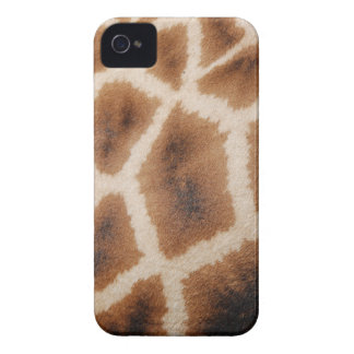Reticulated Giraffe Pattern Wild Animal Print Gift iPhone 4 Case
