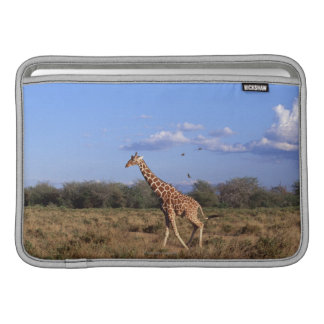 Reticulated Giraffe Sleeve For MacBook Air