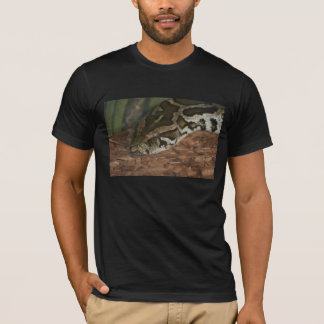 Reticulated Python Head Tee Shirt