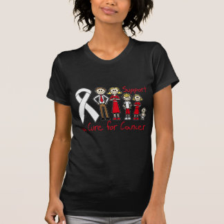 Retinoblastoma Family Support A Cure T Shirt