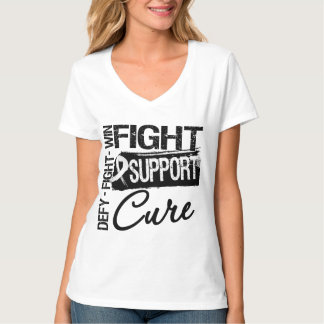 Retinoblastoma Fight Support Cure Tshirts