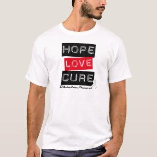Retinoblastoma Hope Love Cure T-Shirt