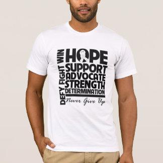 Retinoblastoma Hope Support Advocate T-Shirt