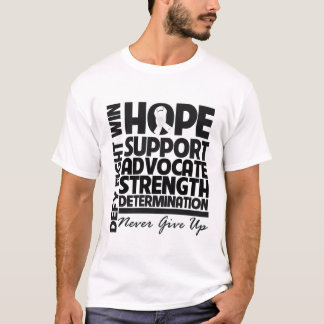 Retinoblastoma Hope Support Advocate T-Shirt