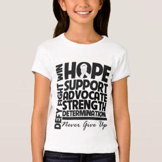 Retinoblastoma Hope Support Advocate Tee Shirts