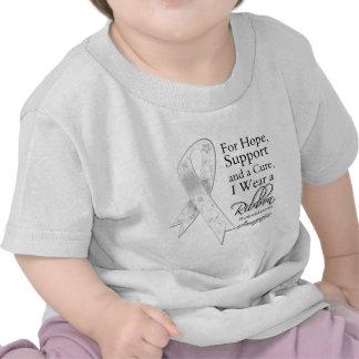 Retinoblastoma Support Hope Awareness T-shirts