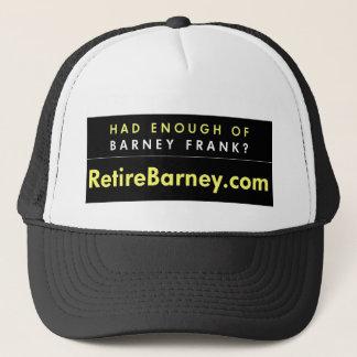 Retire Barney Hat
