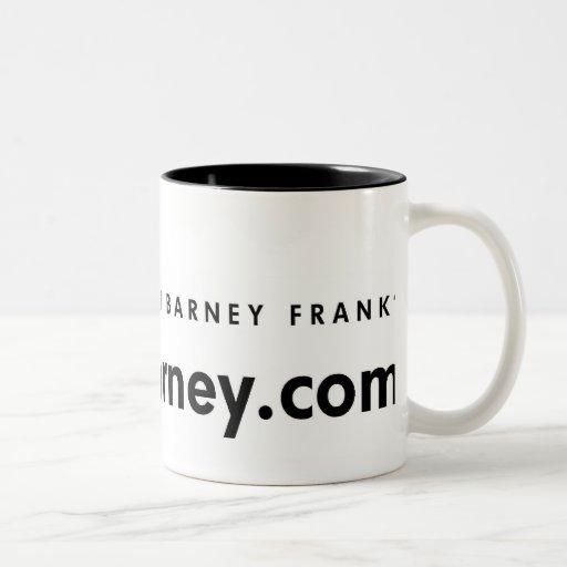Retire Barney Mug