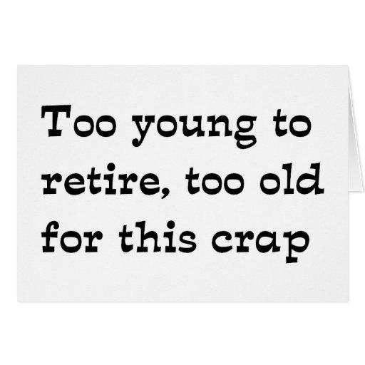 Retire Cards