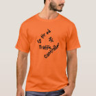 Retired Air Traffic Controller Out of Control T-Shirt