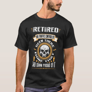 Retired Air Traffic Controller T-Shirt