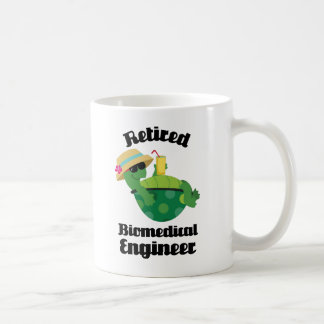 Retired Biomedical Engineer Gift Classic White Coffee Mug