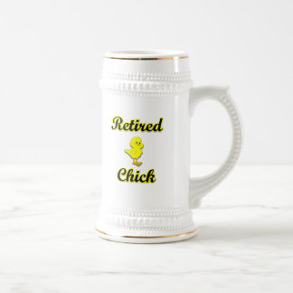 Retired Chick Beer Steins