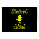 Retired Chick Greeting Cards