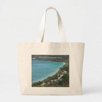 Retired  - Customized Large Tote Bag