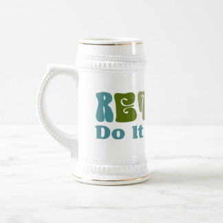 Retired Do It Yourself Beer Steins