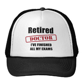 Retired Doctor Cap