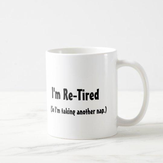 Retired Gag Gifts Coffee Mug