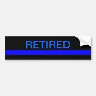 Retired LEO sticker
