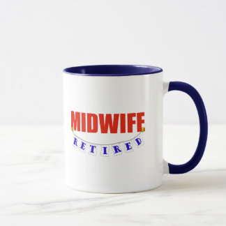RETIRED MIDWIFE