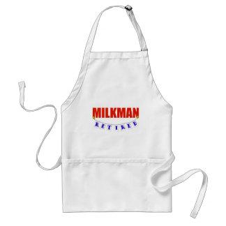 RETIRED MILKMAN STANDARD APRON