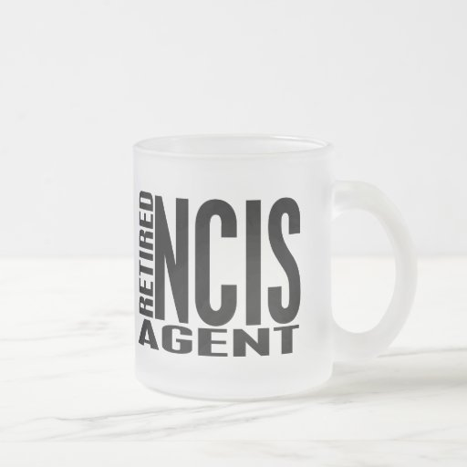 Retired NCIS Agent Mugs