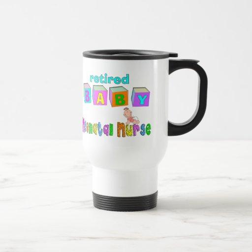 Retired Neonatal Nurse Gifts Mug