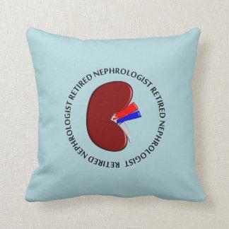 Retired Nephrologist Pillow